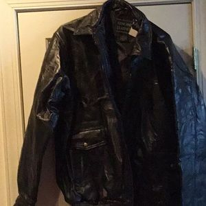 Other - Leather coat